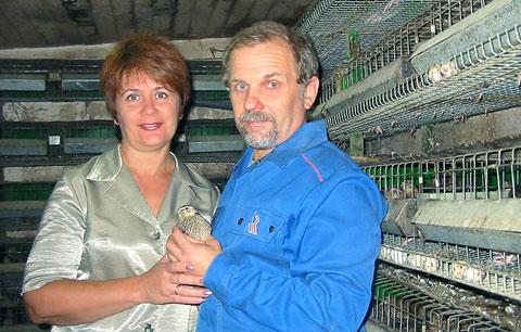 Лариса и Борис Коваленко